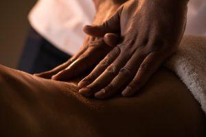 Egyptische Massage