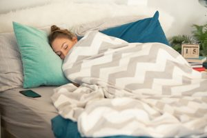 Lekkerder slapen met lavendel
